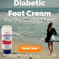 Diabetic Foot Cream 250(1)